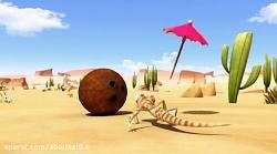 انیمیشن (اسکار) قسمت 24 دوبله فارسی