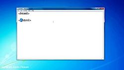 آموزش HTML در 12 دقیقه