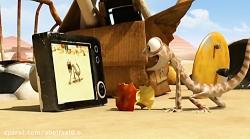 انیمیشن (اسکار) قسمت 75 دوبله فارسی