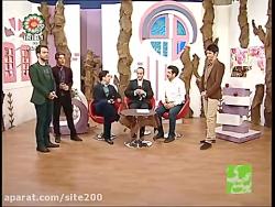 سوتی خنده دار و دیدنی حسن ریوندی در تلویزیون