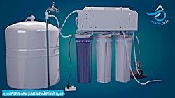 نحوه کار دستگاه تصفیه آب