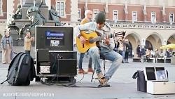 موسیقی خیابانی : گیتار