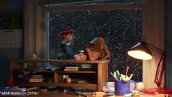 سکانس اول انیمیشن داست...