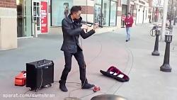 موسیقی خیابانی: ویولون