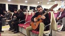 موسیقی خیابانی: گیتار 3