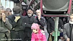 عزاداری هیئت احمدی پنجاهه نائین 28 صفر 98 2