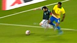 عملکرد مسی مقابل برزیل