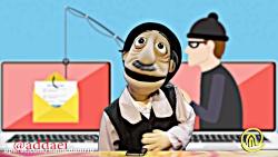 آددای  به فیشینگ می رود! - طنز عروسکی آددای با لهجه شیرین همدانی