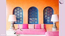 پادکست 28- دکوراسیون داخلی (سبک مراکشی)