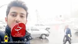 ماجرای تیراندازی در میدان ونک تهران چیست!