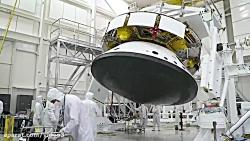 مراحل ساخت مریخ نورد ناسا
