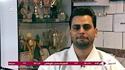 حسین اسدی قهرمان کاراته
