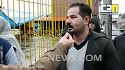 درد دل های بنزینی مردم رشت با یک خبرنگار