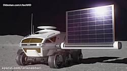 رونمایی از پروژه خودرو ماه نورد شرکت تویوتا -