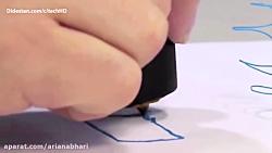 خودکار جالب طراحی سه بعدی