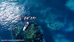 زیر دریایی هدایت شونده چینی با زوم 6 برابر برای اکتشاف دنیای زیر آب -