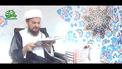 تدریس کتاب طب الرسول آیت الله تبریزیان جلد3 جلسه38