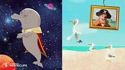 رپ بتل در انیمیشن باب اسفنجی