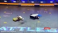 مسابقه ربات های جنگی 2 - قسمت پایانی
