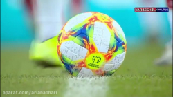 خلاصه بازی لوکزامبورگ 0 - پرتغال 2 (مقدماتی یورو)