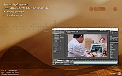 آموزش جایگزینی تصویر بوسیله After Effects و mocha AE