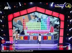 نابغه ۷ ساله ایرانی در برنامه اعجوبه ها!