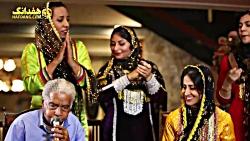 آهنگ بندری شاد «ممد عیدلی» با خالو قنبر و دختران گروه کیدی