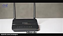 نصب و راه اندازی مودم / روتر بی سیم مدل DSL-2750U دی-لینک