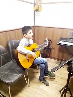 گیتار پاپ،آموزشگاه موس...
