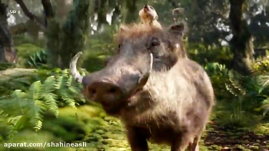 آخرین آهنگ فیلم شیرشاه ۲۰۱۹ دوبله فارسی...مناسب بچه ها