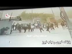 مرده دزدی اشوبگران برای اتهام زنی به نظام!!!!!