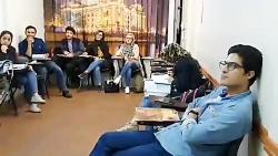 تدریس زبان آلمانی در موسسه اُدبا