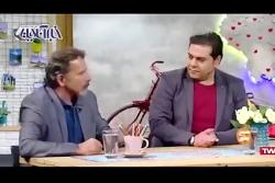 شهاب حسینی چگونه بازیگ...