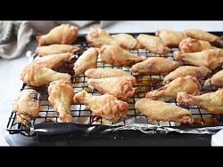 طرز تهیه بال مرغ ترد و خوشمزه