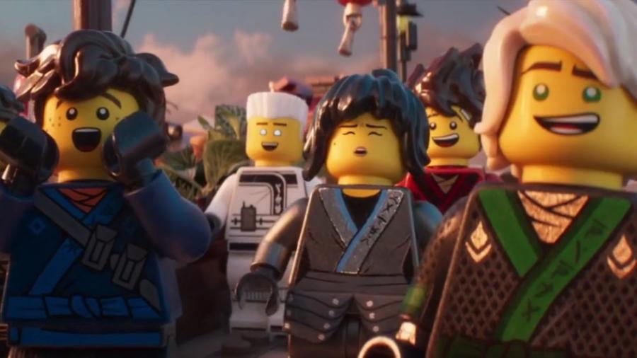 انیمیشن لگو نینجاگو 2017 (دوبله فارسی) | The LEGO Ninjago Movie 2017