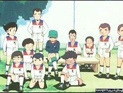 کارتون فوتبالیست ها - فصل 1 قسمت 13