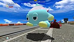 Sonic Adventure 2 مود انتخاب کاراکتر+ لینک دانلود با سرور داخلی!
