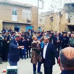 جشن نوروزی  روستای درسج...