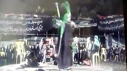 تعزیه حضرت عباس .(ع)خادم الحسین محمد عباسپور