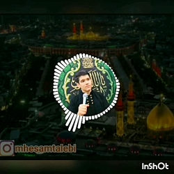 رو کسی بجز حسین(ع)حساب نکن | کربلایی محمد حسام طالبی