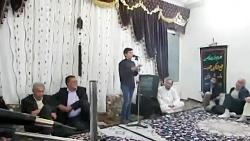 جلسه مجمع الذاکرین نایین منزل منصور علی بیگی(2)