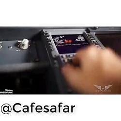 روشن کردن موتور هواپیمای بوئینگ 737