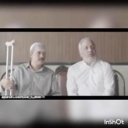 ادای شهاب حسینی در رحما...