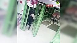 راه حل عجیب سارقان روسی برای سرقت خودپرداز