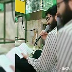 مداح اهلبیت محمدحسین گلستانی