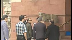 با تمدن ایران در موزه ملی هند