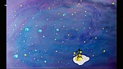 انیمیشن خارجی دوبله(مومین و ستاره دنباله دار)