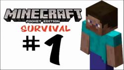 ساخت خانه | Minecraft survival #1