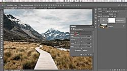 بهینه سازی جزئیات رنگی عکس در فتوشاپ