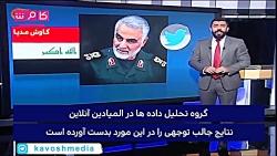 ایا نظر مردم عراق در مورد قاسم سلیمانی همان چیزی است که ما در توییتر میخوانیم؟